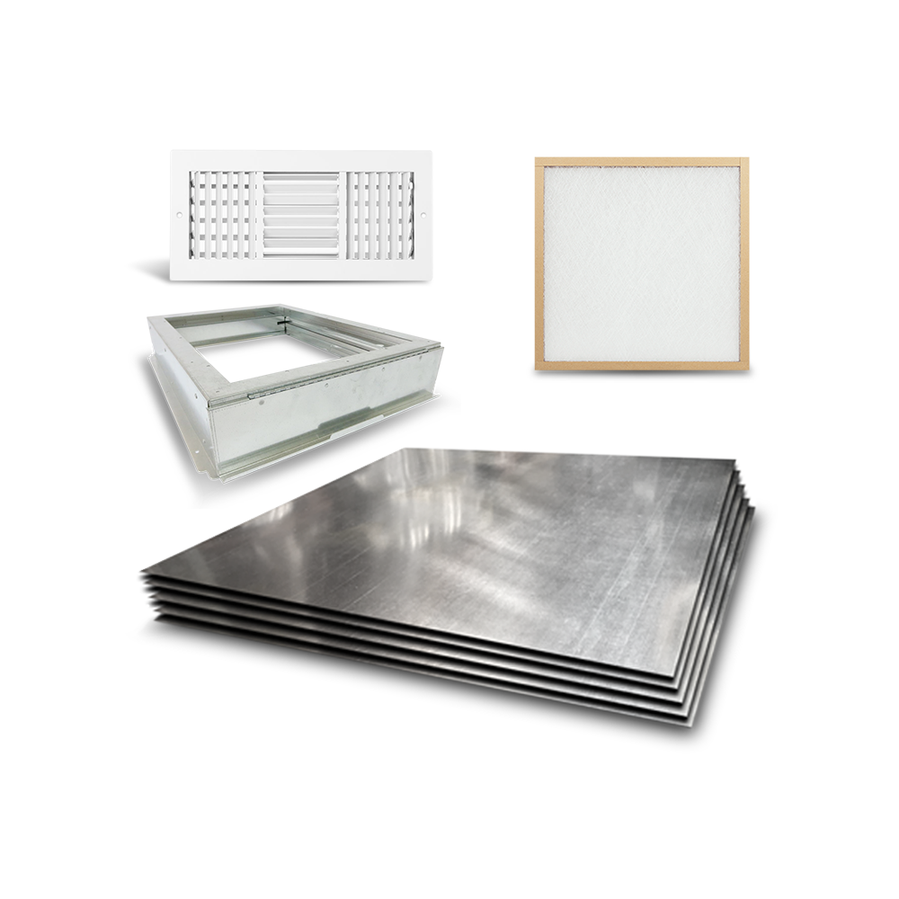 Air Distribution & Sheet Metal